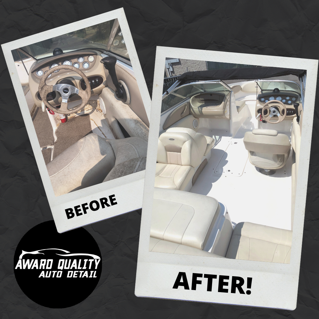 Before-After-boat